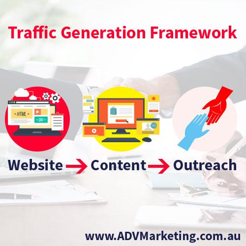 Traffic generation framework